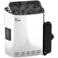 Электрическая печь SAWO SCANDIA SCA-80NB-Z (встр.пульт оцинк/нерж)