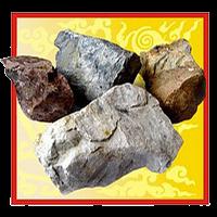 Камни Кварцит