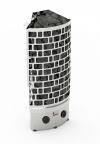 Электрическая печь SAWO ARIES ARI3-90NB-CNR-P (встр.пульт, нерж.)