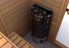 Электрическая печь SAWO ARIES ARI3-90NB-WL-P (встр.пульт, нерж.)